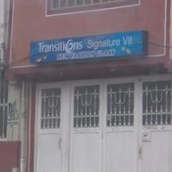Transitions Signature VII en Bogotá