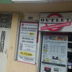 Global Electro Outlet en Bogotá