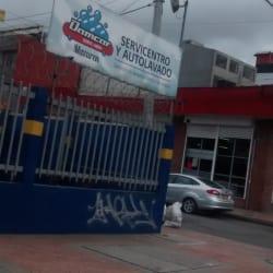 Damcar Servi Wash Mazuren en Bogotá