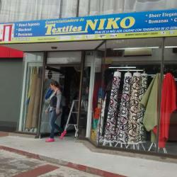 Textiles Niko en Bogotá