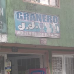 Granero J.J en Bogotá