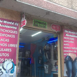 The Word Of Accesories en Bogotá