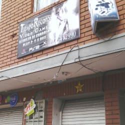 Tiempo Records en Bogotá