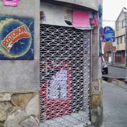 Tienda Calle 86D en Bogotá