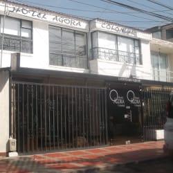 Hotel Agora Colonial en Bogotá