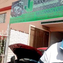JJ Autodesvare en Bogotá