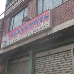 Kirio´s Pizza en Bogotá