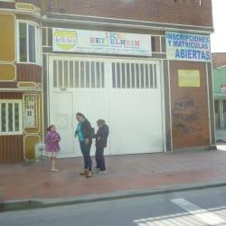 Liceo Bettelheim en Bogotá