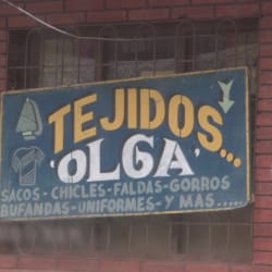 Tejidos Olga en Bogotá