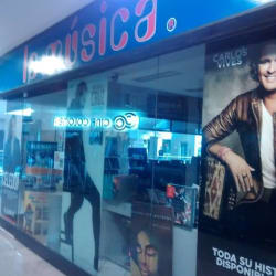 Almacén La Música Avenida Chile  en Bogotá