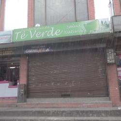 Té Verde en Bogotá