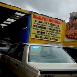 Taller Express Multimarcas en Bogotá