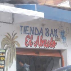 Tienda Bar El Abuelo en Bogotá
