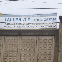 Taller J.F en Bogotá