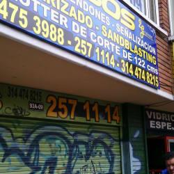 Avisos 2G Publicidad en Bogotá