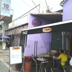 Carnitas en Bogotá