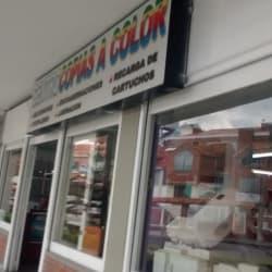 Centro Copias A Color en Bogotá
