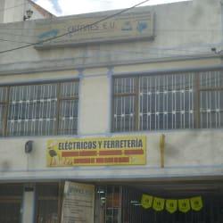 Cetares Eu en Bogotá
