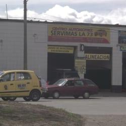 Centro Automotriz Servimas la 73 en Bogotá