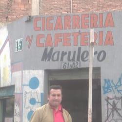 Cigarrería y Cafeteria Marulero en Bogotá