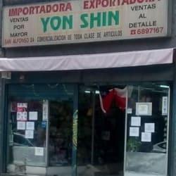 Importadora Yon Shin en Santiago