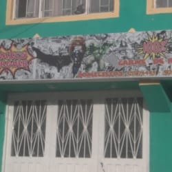 Comics Burguer en Bogotá