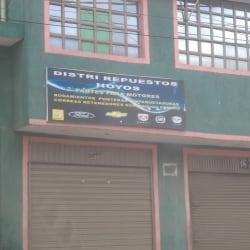 Distri Repuestos Hoyos en Bogotá