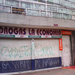 Drogas la Economía  en Bogotá