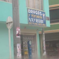 Drogas y Perfumeria Nayrobi en Bogotá