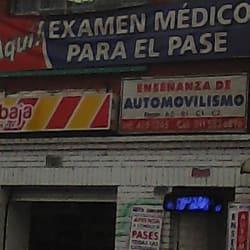 Enseñanza de Automovilismo en Bogotá