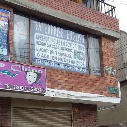 Enterprise English en Bogotá