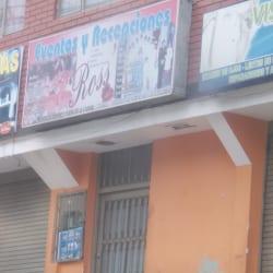 Eventos y Recepciones Ross´ en Bogotá