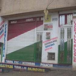 Ferretería Carrera 17 en Bogotá