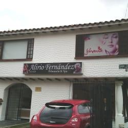 Alirio Fernandez en Bogotá