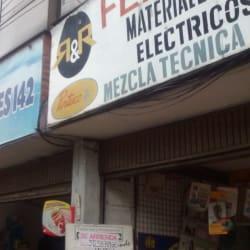 Ferripinturas R&R en Bogotá