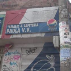tamales y cafeteria Paula V.V en Bogotá