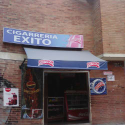 Cigarreria Exito en Bogotá