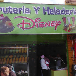 Heladería  Disney en Bogotá