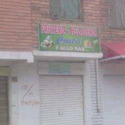 Frutería y Heladería Cristal  en Bogotá
