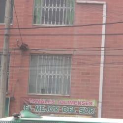 Tamales Tolimences El Mejor Del Sur en Bogotá
