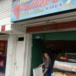 Frutería y Heladería Pattico's  en Bogotá