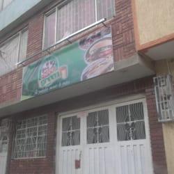Frutería y Pizzeria Green  en Bogotá