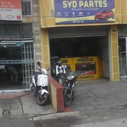 syd partes en Bogotá