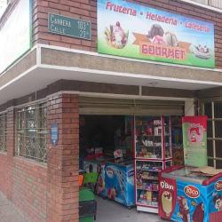 Gourmet en Bogotá