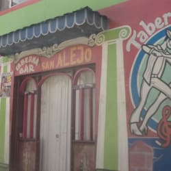 Taberna Bar San Alejo en Bogotá