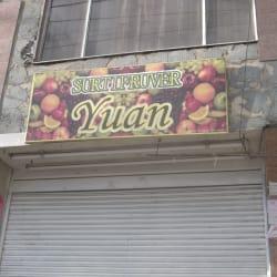 Surtifruver Yuan en Bogotá