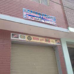 Hamayapdo en Bogotá