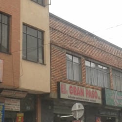 El Gran Paso en Bogotá