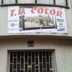 T.V Color Reparamos en Bogotá