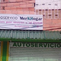 Autoservicio Merkhogar en Bogotá